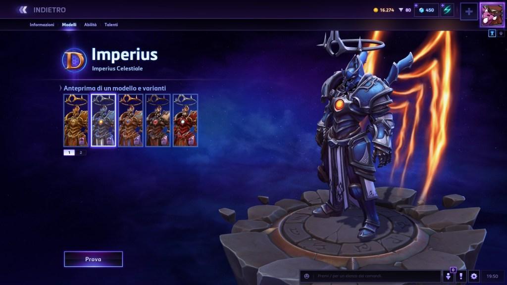 imperius celestiale