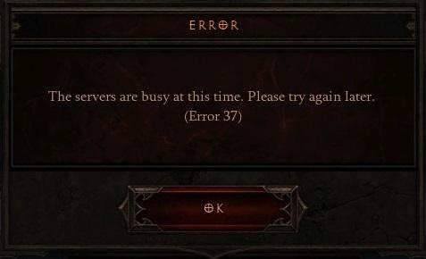 Errore 37