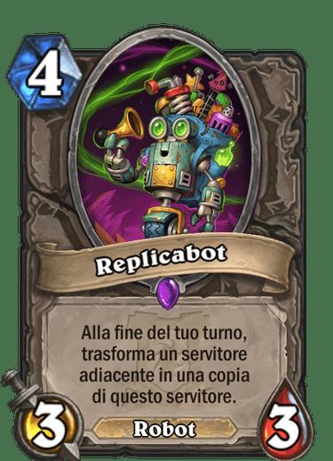ceneri replicabot