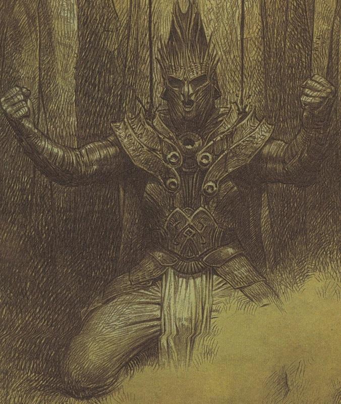 Bartuc il Signore della Guerra di Sangue