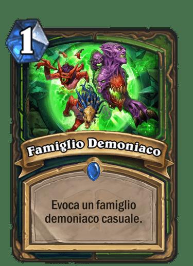 scholomance famiglio demoniaco
