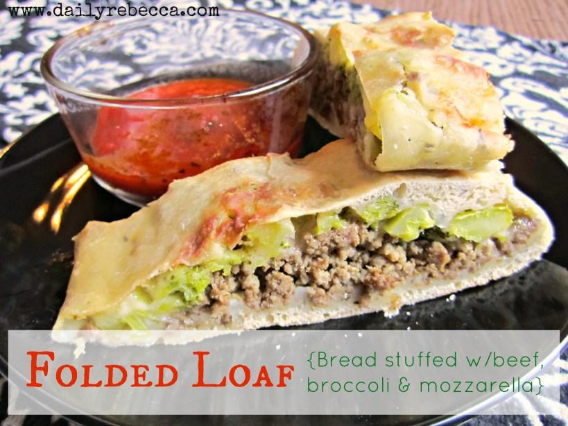 folded loaf