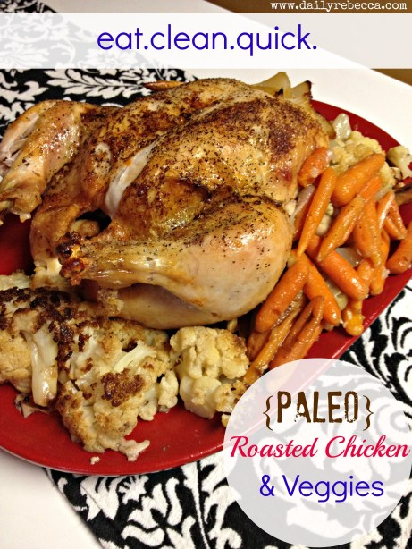 roasted chicken draft