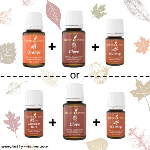 fall oil combos