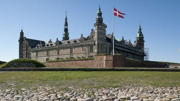 Fun-loving Denmark