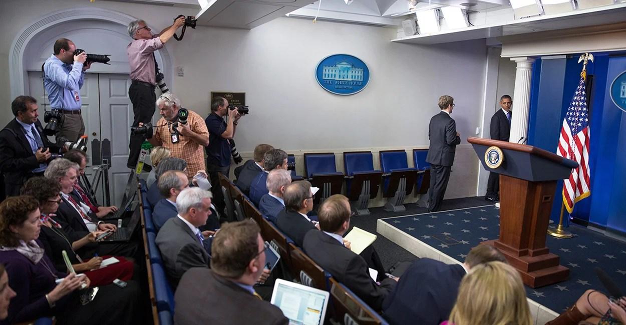 Journalists Sound Alarm On White House Censorship