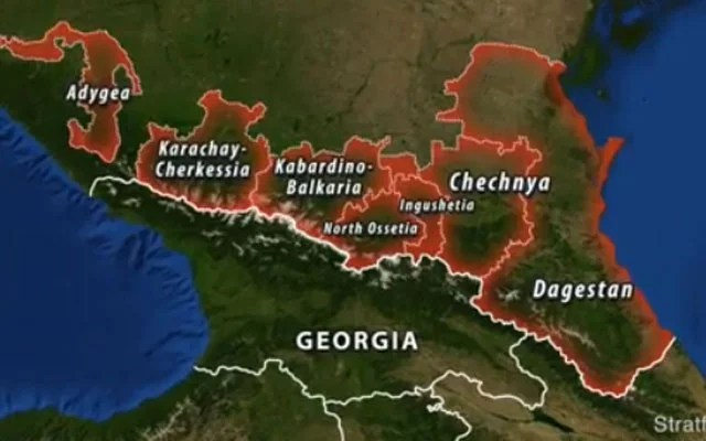 North Caucasus Islamist Threat Comes From A History Of