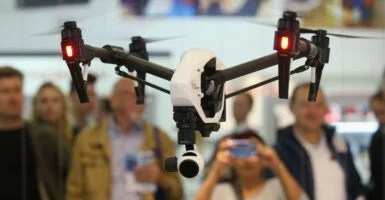 Drones China DJI width=