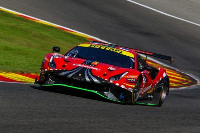 Four Car Reserve List For 2021 Le Mans 24 Hours Dailysportscar Com