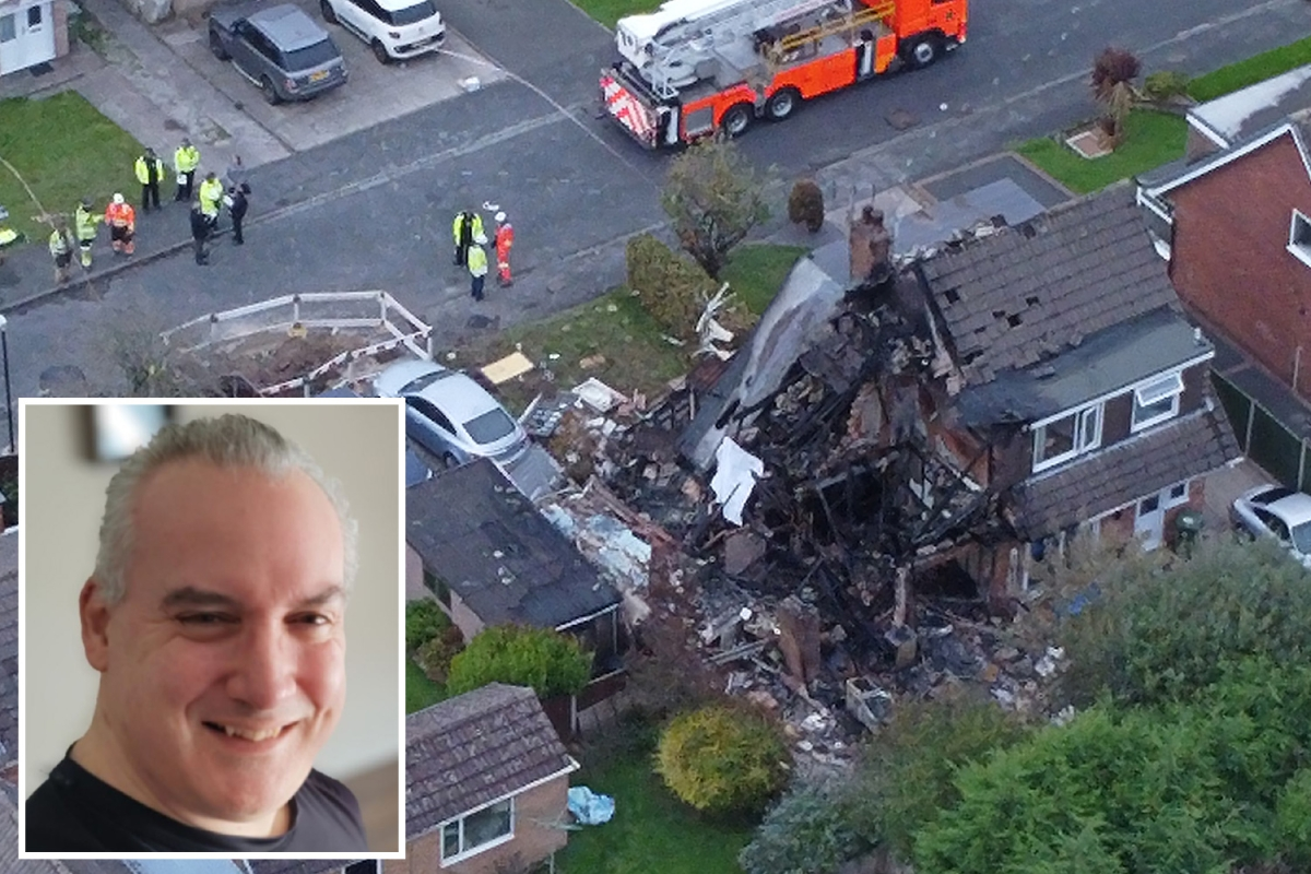 Cops probe 'neighbourhood dispute' after dad, 57, killed in house blast as family left with 'nothing'