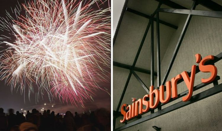 Sainsbury's bans fireworks across all stores as Tesco issues update – where can you buy