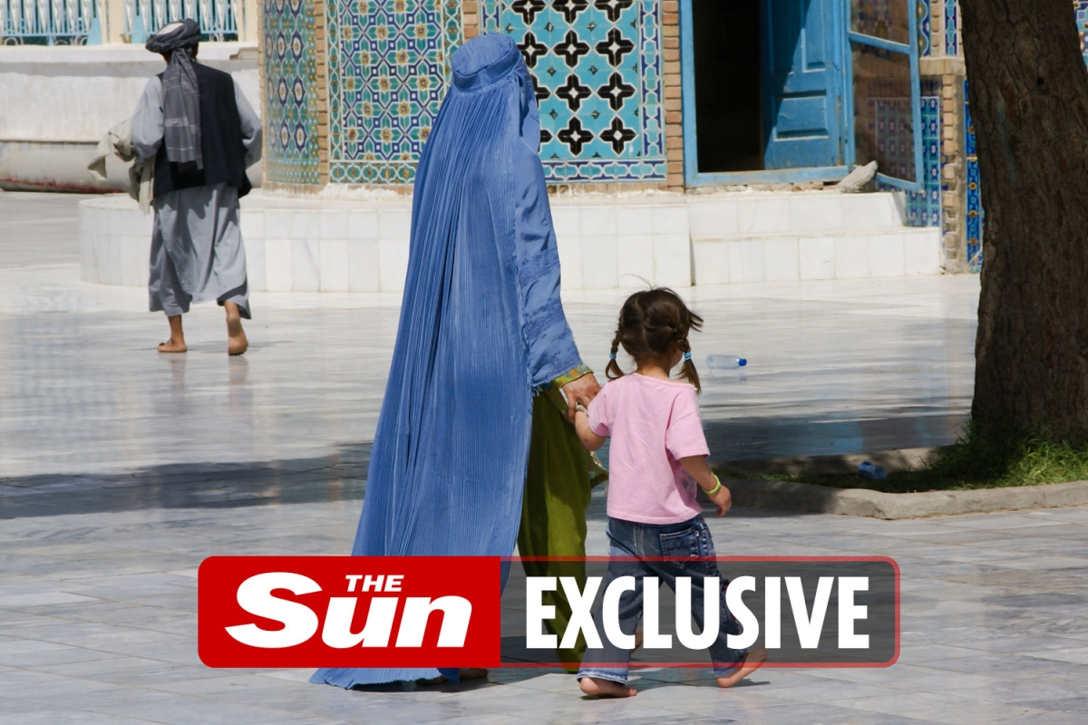 Taliban fighters 'buying child brides & babies to be raised as sex slaves for just £800 from desperate Afghans'