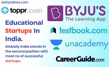 education startups in india