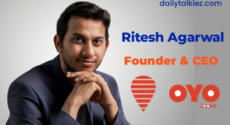Ritesh agarwal biography