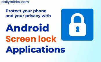 lock screen apps for android 2021