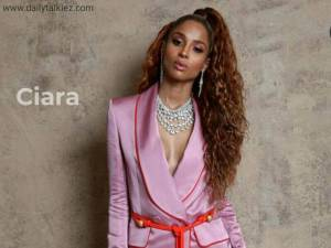 Singer Ciara