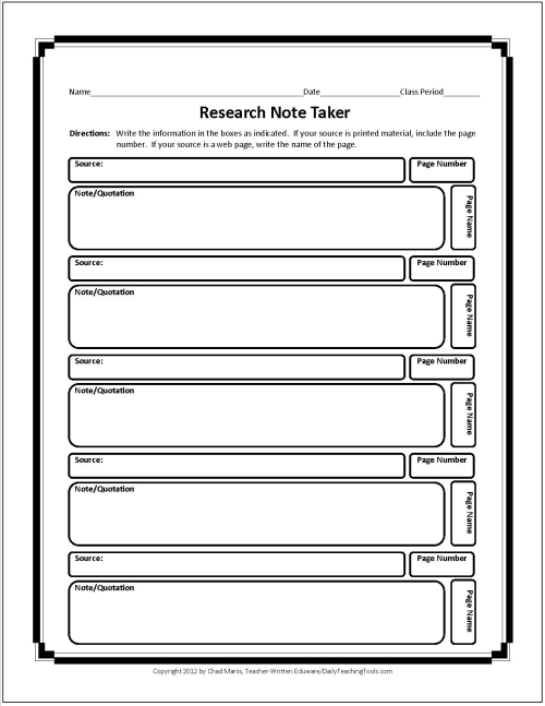 Research Report Outline For Elementary | Biology Extended Essays