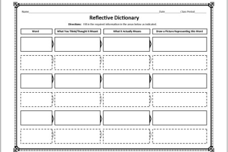 graphic organizer for vocabulary » Path Decorations Pictures | Full ...
