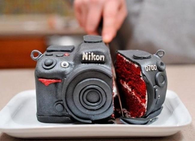Kue Kamera Nikon