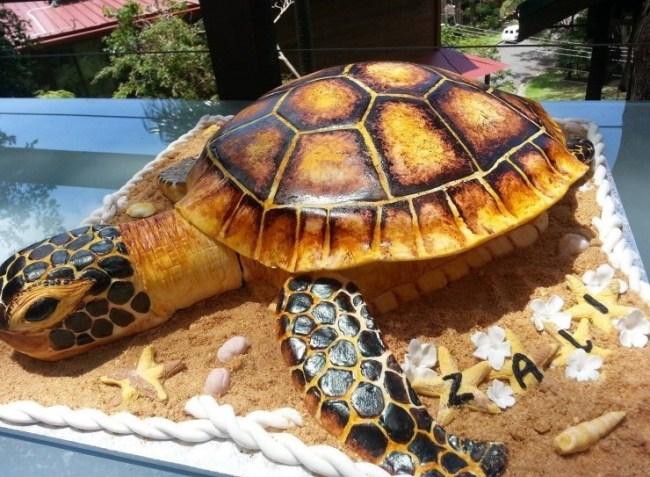 Kue Penyu Laut