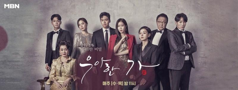 Sinopsis Drama Korea Graceful Family