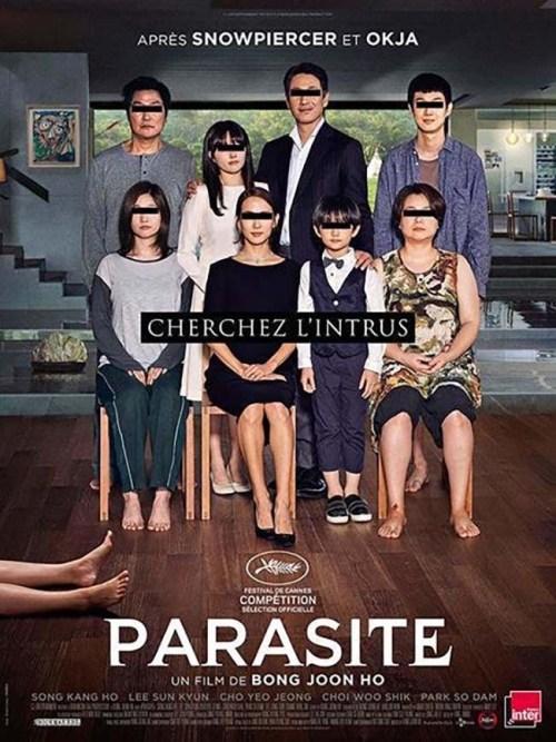 Sinopsis Parasite
