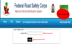 How to Check Plate Number Owner in Nigeria