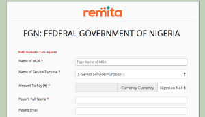 Pay Federal Government Bills Online Using Remita