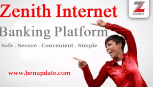 Zenith Bank Internet/Online Banking