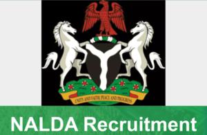 NALDA Recruitment Form