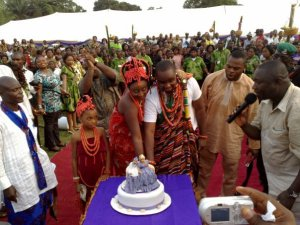 Traditional Marriage Rites In Edo State