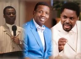 Top 20 Most Powerful Pastors In Nigeria
