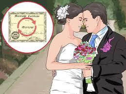 Marriage Certificate In Nigeria
