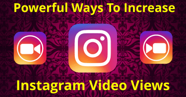 How to Increase Your Instagram Video Views