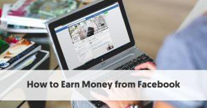 Ways To Make Money On Facebook In Nigeria