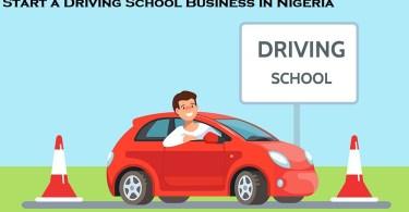 Start a Driving School Business in Nigeria