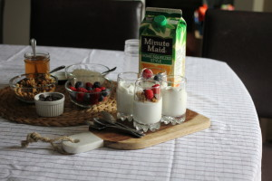 7 Simple and Healthy Breakfast Hacks in partnership with Minute Maid Breakfast Day in Canada www.dailytiramisu.com