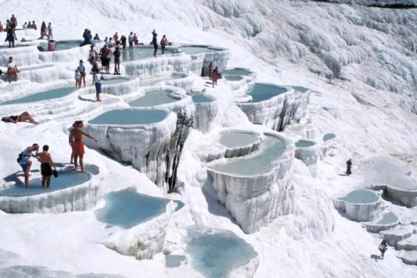 daily tours and day trips to pamukkale pools