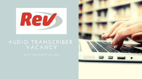 Daily Transcription Jobs – Your Source Of The Latest