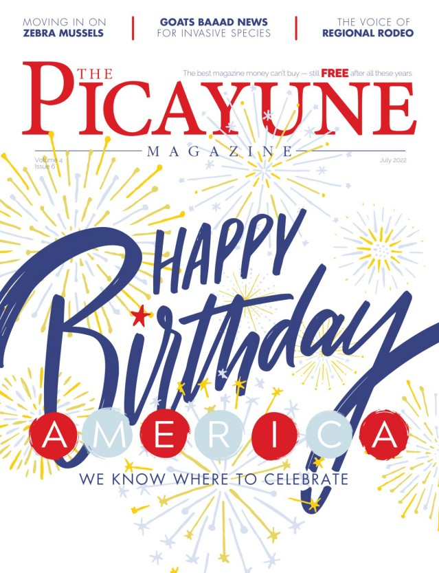 The Picayune Magazine Current Edition