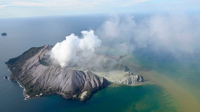 Five dead and eight missing after White Island volcano eruption in New Zealand