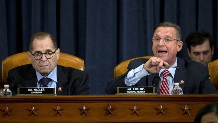 Judiciary panel takes first steps toward impeachment vote