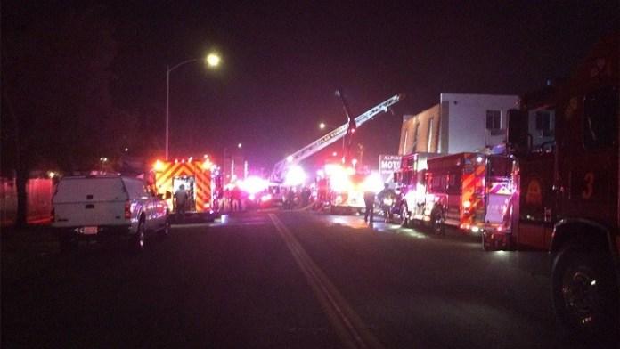 Las Vegas blaze that kills 6 considered 'worst' history