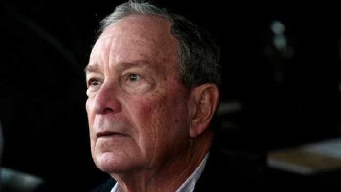 Michael Bloomberg's campaign used prison labour 'unknowingly'
