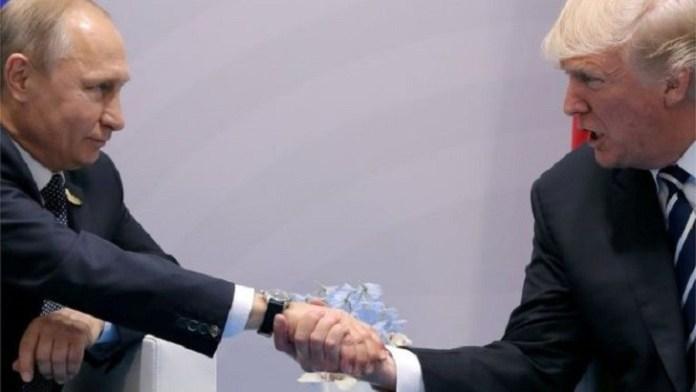 Putin thanks Trump for 'terrorist attack' intelligence