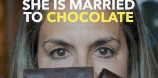 She Is Married To Chocolate (Video from YouTube)