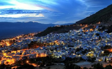One of 5 Most Interesting Cities. Chefchaouen, Morocco. Photo source: Middle East Monitor