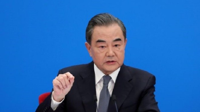 China accuses US of spreading 'conspiracies and lies'