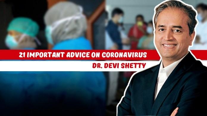 Dr. Devi Shetty is an Indian cardiac surgeon and entrepreneur