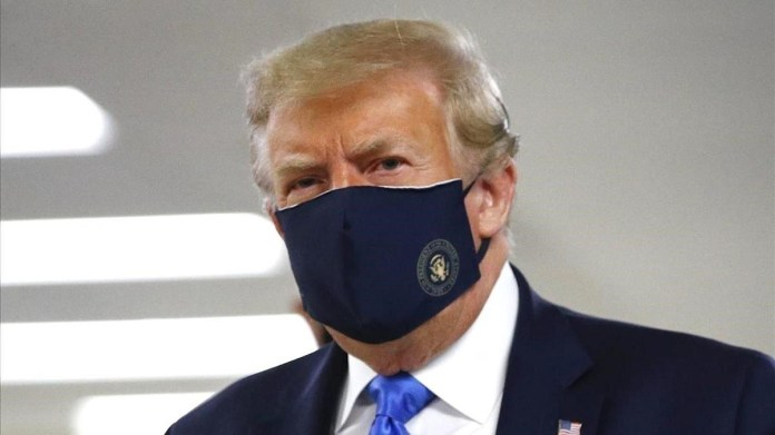 President Trump refuses to order Americans to wear masks